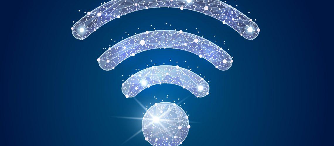 Internet Wi-Fi em casa